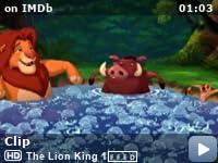 The Lion King 3: Hakuna Matata (Video 2004) - IMDb