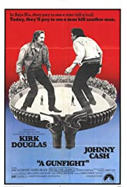 A Gunfight (1971) starring Kirk Douglas on DVD on DVD