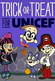 Trick-or-Treat for UNICEF Poster