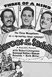 Heroes of the Saddle Poster