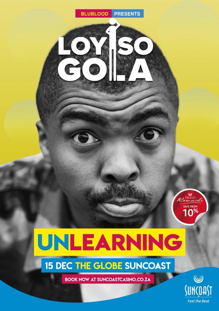 watch Loyiso Gola: Unlearning on soap2day