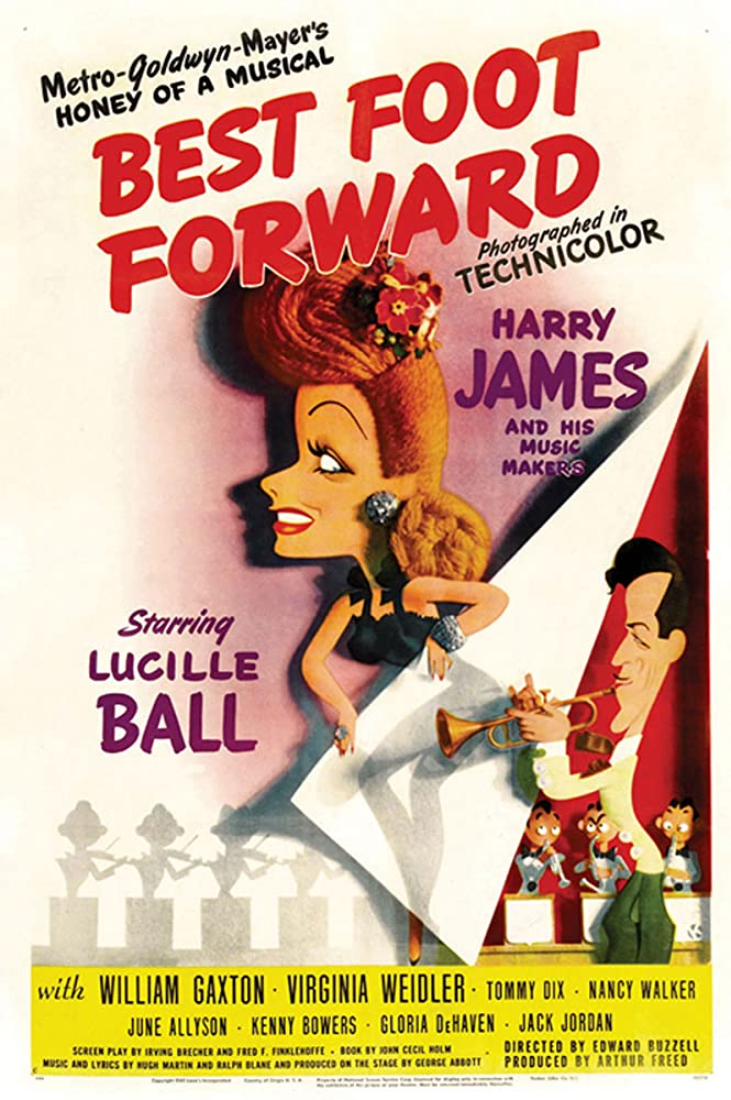 Best Foot Forward (1943)