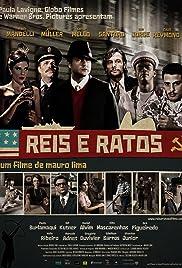Reis e Ratos Poster