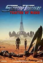 Primary image for Starship Troopers: Traitor of Mars