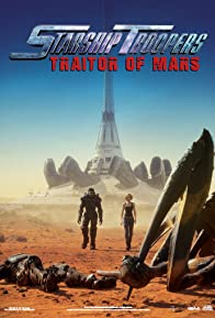 Primary photo for Starship Troopers: Traitor of Mars