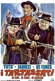 I tartassati Poster