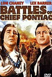 Battles of Chief Pontiac (1952) Poster - Movie Forum, Cast, Reviews