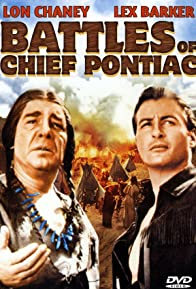 Primary photo for Battles of Chief Pontiac