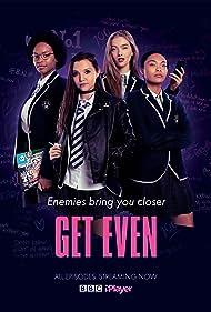 Mia McKenna-Bruce, Kim Adis, Jessica Alexander, and Bethany Antonia in Get Even (2020)
