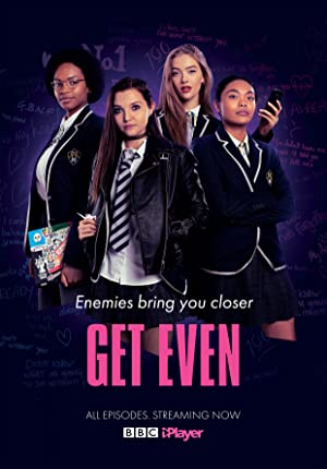 Download Get Even S01 (2020) [Hindi + English] Dual Audio 5.1 WebSeries 720p | 480p WebRip 300MB | 80MB