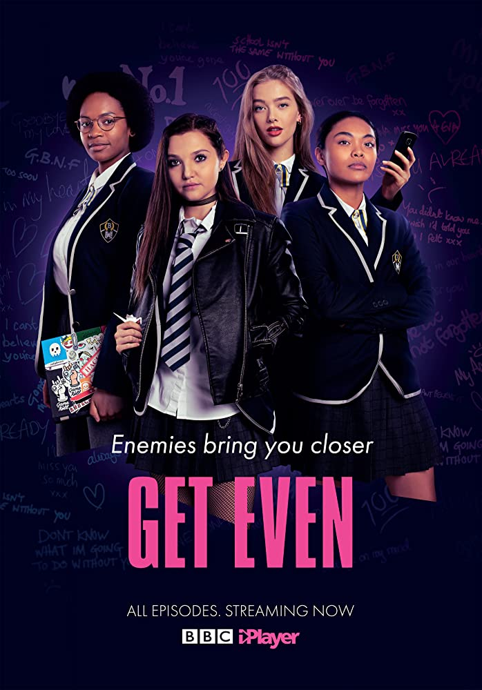 Get Even (2020) S01 Dual Audio [Hindi-5.1 DD] 720p WEB-DL All Episodes 1-10 [NF TV Series]