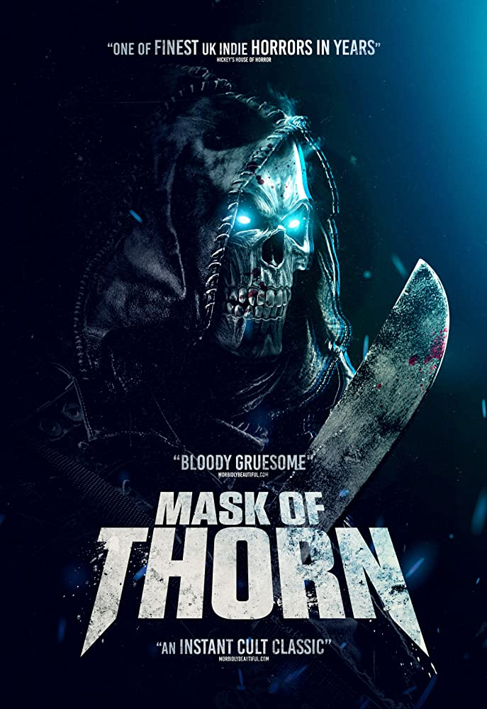 Mask Of Thorn 2019 English Full Movie 300MB WEBRip Download