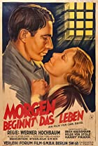 Life Begins Tomorrow (1933) Poster