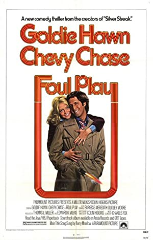 Foul Play Poster Image