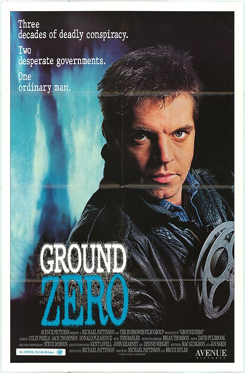 Colin Friels in Ground Zero (1987)