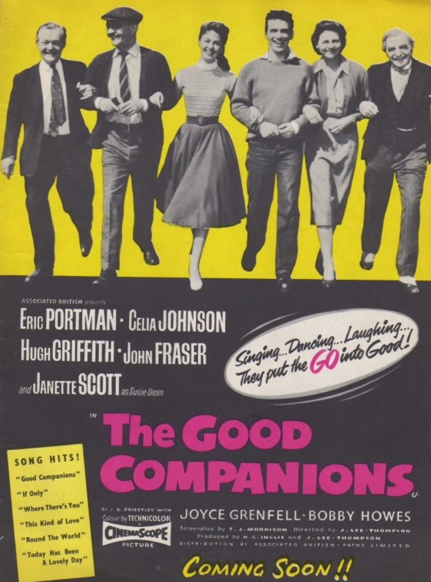 The Good Companions 1957 Imdb
