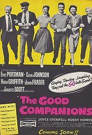 The Good Companions(1957) Poster - Movie Forum, Cast, Reviews