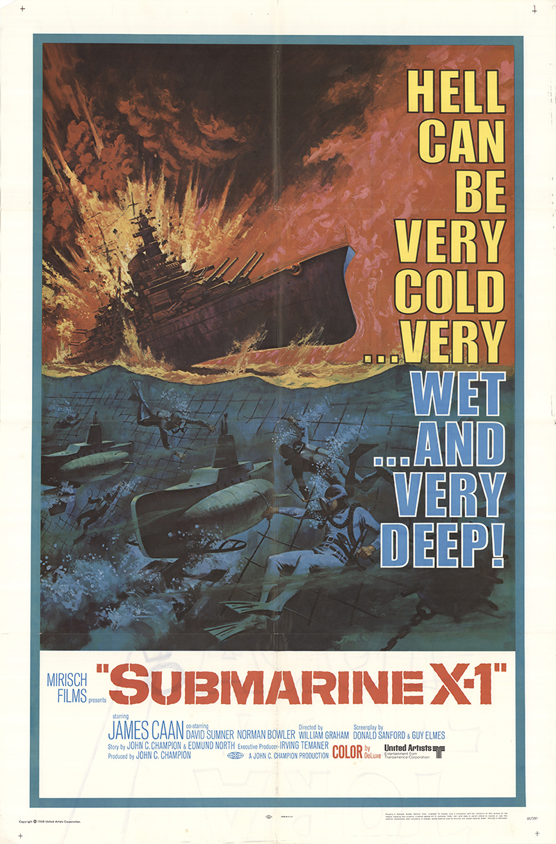 Submarine X-1 (1968)