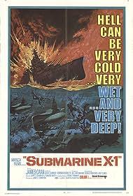 Submarine X-1 (1968) Poster - Movie Forum, Cast, Reviews