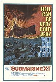 Submarine X-1 Poster