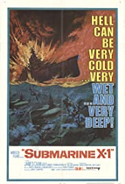 Submarine X-1(1968) Poster - Movie Forum, Cast, Reviews