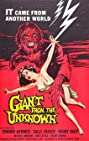 Giant from the Unknown (1958) Poster