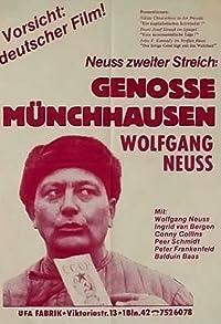 Primary photo for Genosse Münchhausen