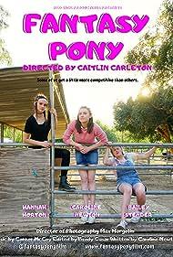 Bailey Stender, Caitlin Carleton, Hannah Horton, and Caroline Newton in Fantasy Pony (2020)