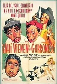 Ahí vienen los gorrones (1953)