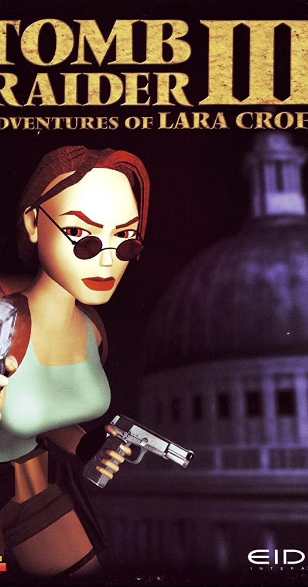 Tomb Raider Iii Adventures Of Lara Croft Video Game 1998
