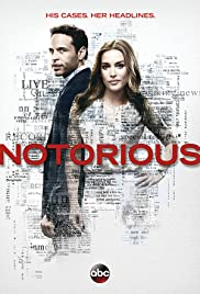 View Notorious - Season 1 (2016) TV Series poster on Ganool