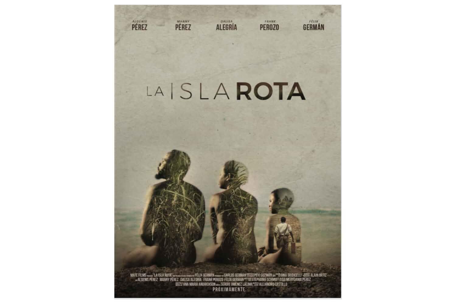 La isla rota (2018)