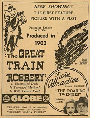 Permalink to Movie The Great Train Robbery (1903)