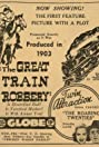 The Great Train Robbery (1903) Poster