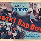 Jackie Cooper, Donald Haines, and Jackie Searl in Peck's Bad Boy (1934)