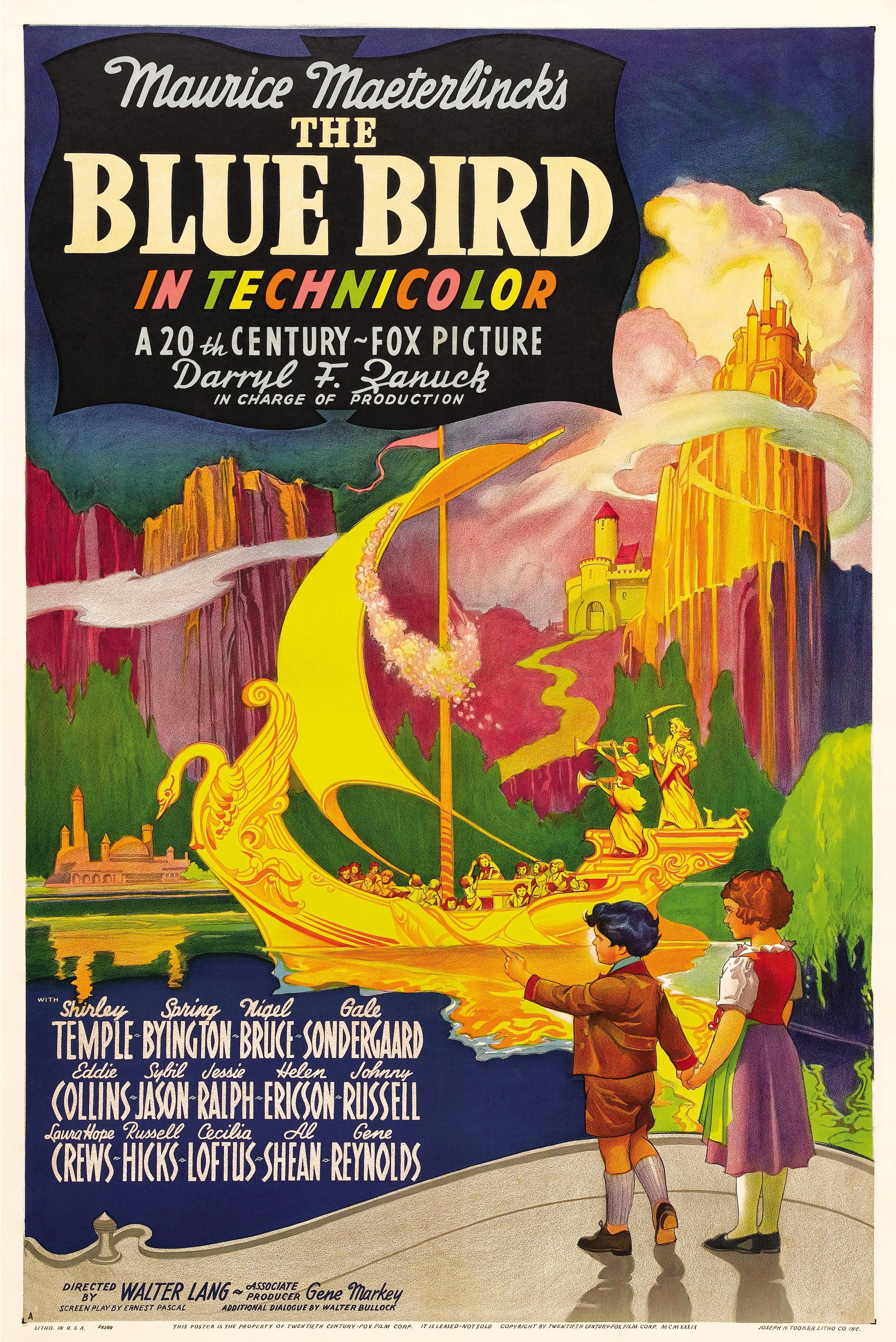 The Blue Bird (1940) - IMDb