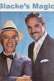 Hal Linden and Harry Morgan in Blacke's Magic (1986)