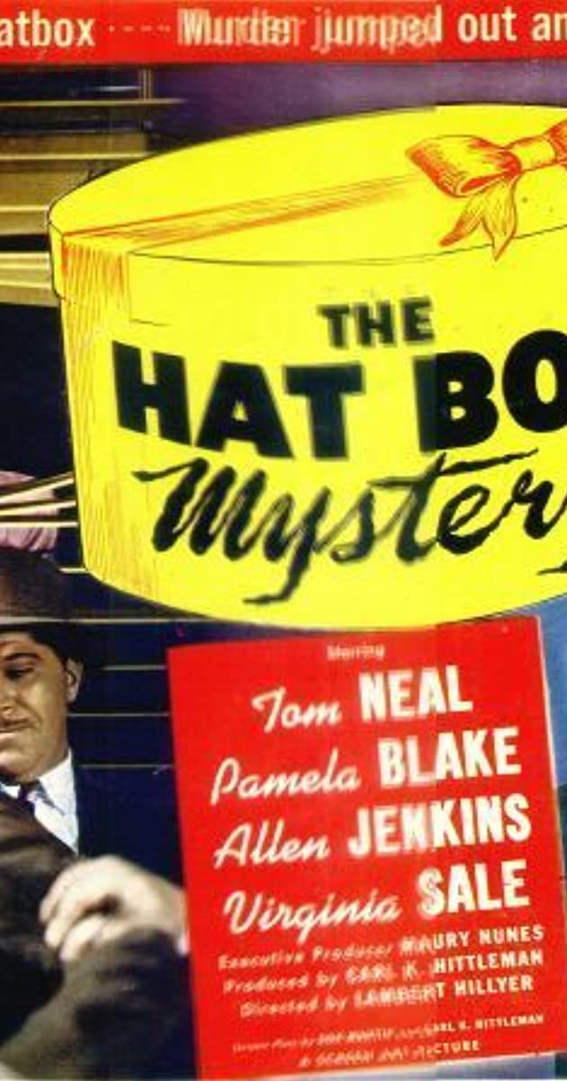 The Hat Box Mystery 1947 Imdb