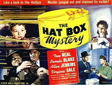 The new imovie download The Hat Box Mystery [1920x1080]