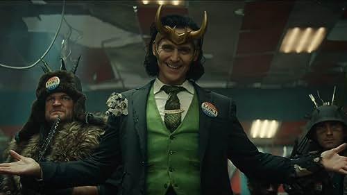 Marvel Studios' Loki. Original Series Now Streaming on Disney+.