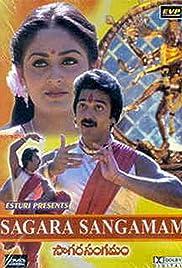 Sagara Sangamam Poster