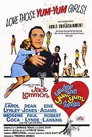 Under the Yum Yum Tree (1963) Poster - Movie Forum, Cast, Reviews