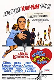 Under the Yum Yum Tree (1963) Poster - Movie Forum, Cast, Reviews