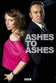 Philip Glenister and Keeley Hawes in Ashes to Ashes (2008)