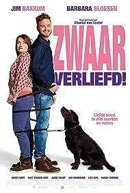 Jim Bakkum and Barbara Sloesen in Zwaar verliefd! (2018)