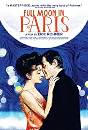 Full Moon in Paris Poster