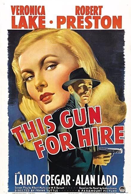 Film: This Gun for Hire