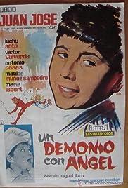 Un demonio con ángel Poster