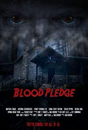 Blood Pledge Poster