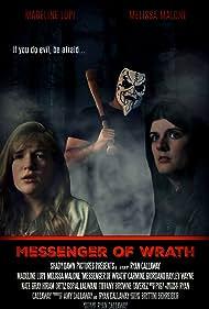 Melissa Malone, Madeline Lupi, and Gopal Lalwani in Messenger of Wrath (2017)